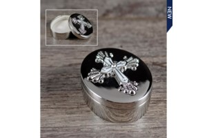 Trinket Box With Cross collection with 1 products
