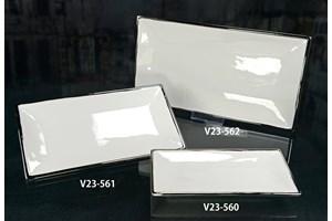 $6.75 Verdici Rectangle Platter