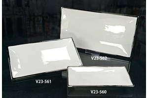 Verdici Rectangle Platter collection with 1 products