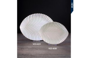 $0.00 Pearl Leaf Dish