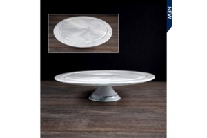 Marble Cake Pedestal collection with 1 products