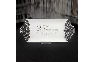 Verdici Silver Anniversary Platter collection with 1 products