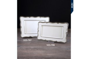 Rectangle Platter collection with 1 products