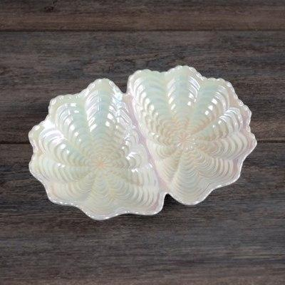 $11.99 Pearl Finish Double Bowl