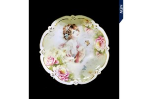 Vintage Round Plate collection with 1 products