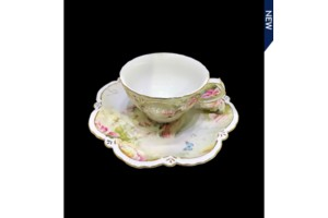 Vintage Teacup and Saucer collection with 1 products