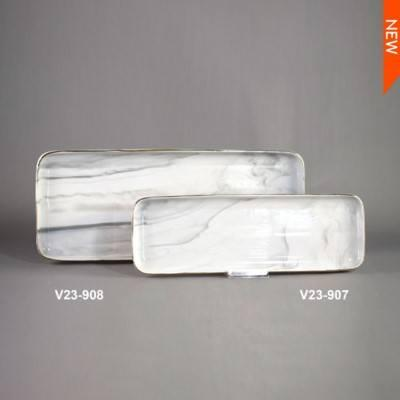 Marble Rectangle Platter collection with 1 products