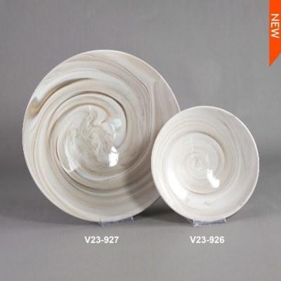 "$6.99 8"" Marble Bowl"