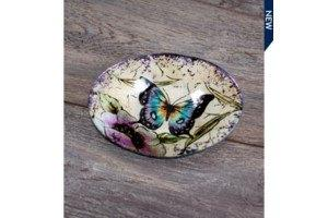 Butterfly Round Serving Dish collection with 1 products