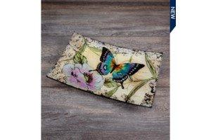 Butterfly Rectangle Dish collection with 1 products
