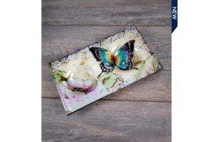 $4.99 Butterfly Serving Dish