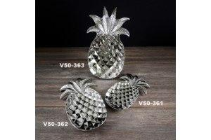 Silver Pineapple Bowl collection with 1 products