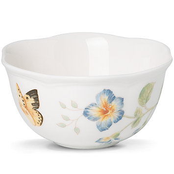 Butterfly Meadow Dessert Bowl collection with 1 products