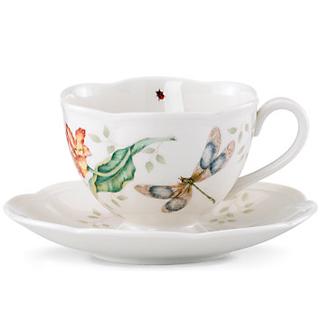 Butterfly Meadow Teacup Saucer collection with 1 products