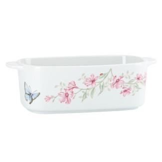 $40.00 Butterfly Meadow Loaf Pan