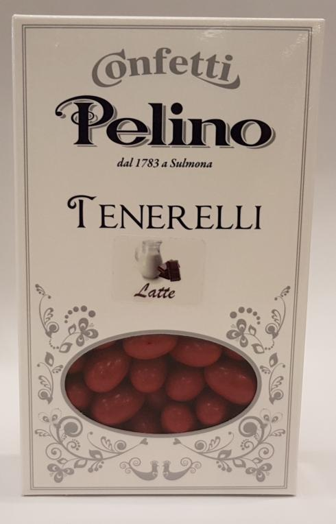 $19.99 Tenerelli Milk Chocolate Red 500g
