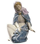 Virgin Mary collection with 1 products
