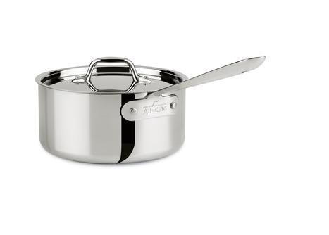 $119.99 3qt. D-3 Stainless steel sauce pan with lid
