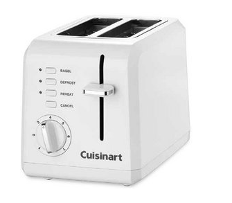 $49.99 Custom Select 2-Slice Toaster