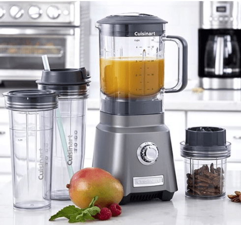 $99.99 Hurricane compact juicing blender