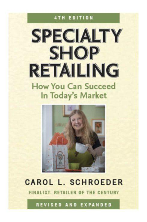 $19.95 Speciality Shop Retailing Book