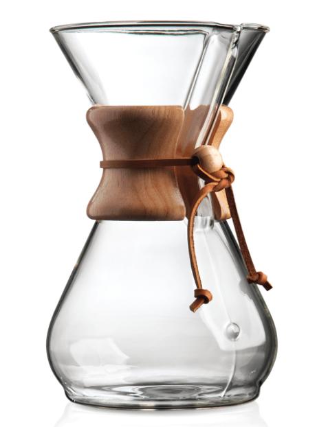 $44.50 Chemex 8 cup coffeemaker