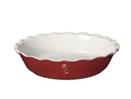 "$29.99 9"" pie dish, Rouge"