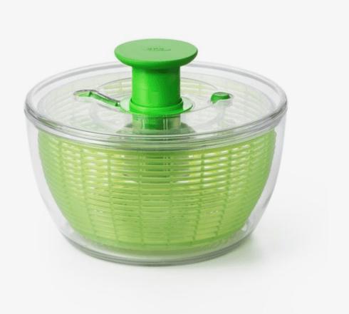 $31.50 Salad spinner, green, large