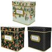 Over the Moon Exclusives   Recipe Box  $34.00