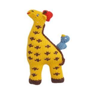 $20.00 Giraffe Rattle