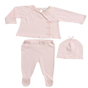 $60.00 Take Me Home 3 Piece Set in Pink