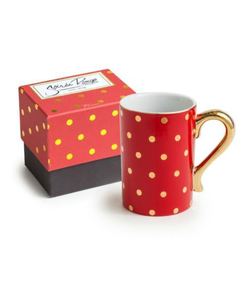 Soiree Rouge Mug  collection with 1 products