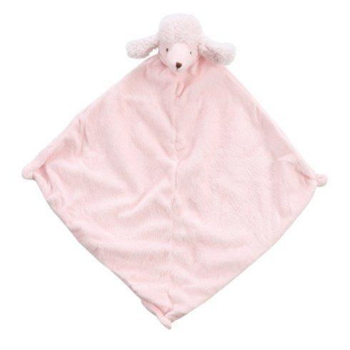 Pink Poodle Fuzzy Blankie collection with 1 products