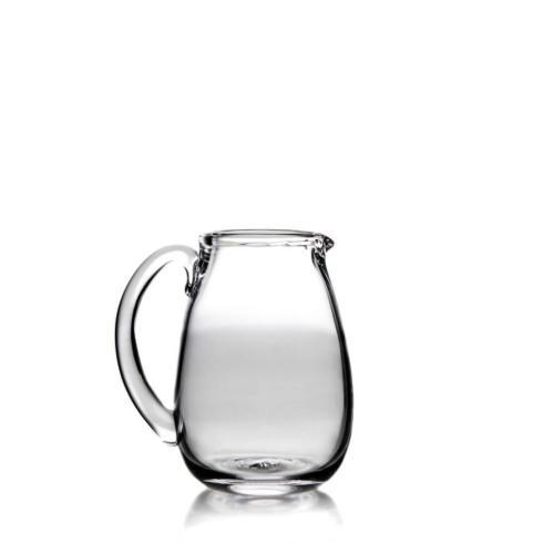 $150.00 Simon Pearce Woodstock Pitcher