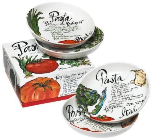 Rosanna   Pasta Italiana set/4 $66.00
