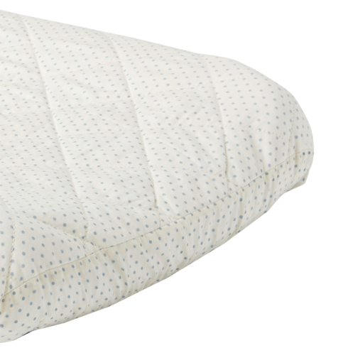 $30.00 Grey Dots Changing Pad Cover