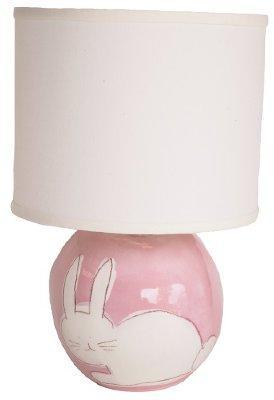 $216.00 Pink Bunny Lamp