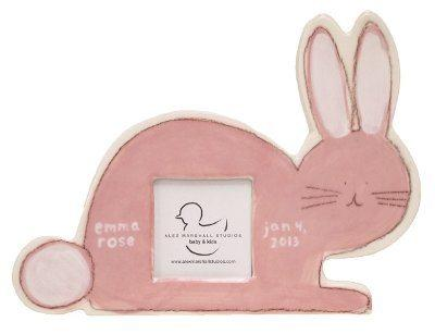 $65.00 Pink Bunny Frame