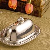 Pearl Butter Dish  collection with 1 products