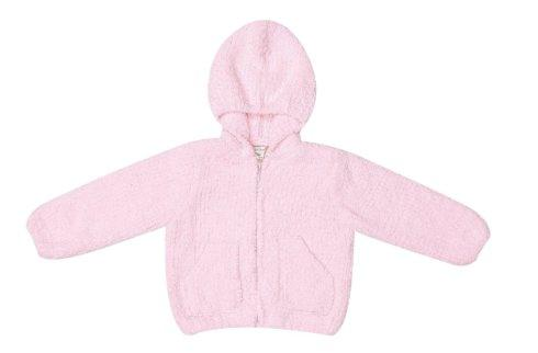 $38.00 Pink Chenille Hooded Jacket