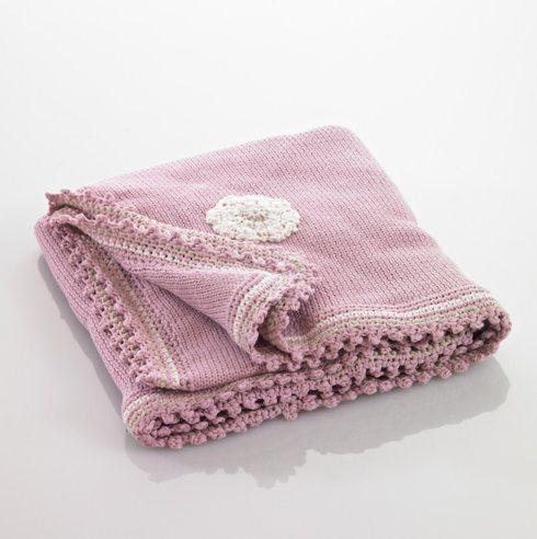 Organic Ducky Pink Blanket collection with 1 products