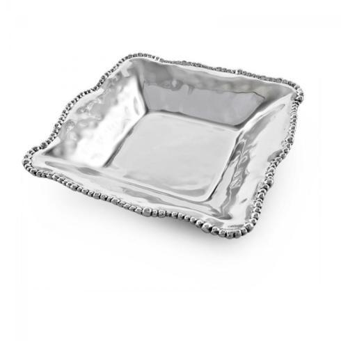 $153.00 Beatriz Ball Organic Pearl Square Bowl