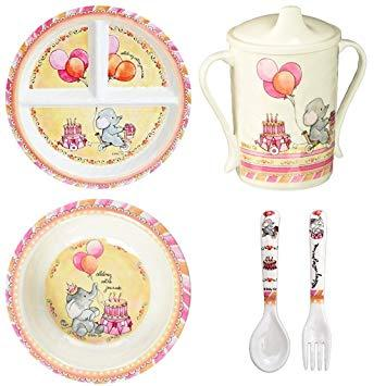 $52.00 Baby Cie Birthday Meal Set