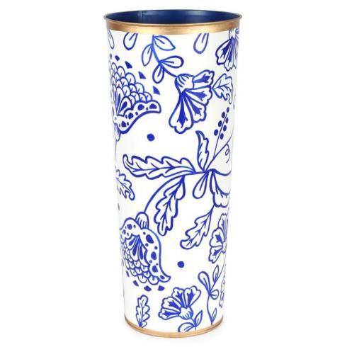 $80.00 Blue Floral Umbrella Stand