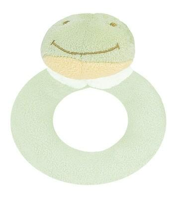 $8.00 Frog Ring Rattle