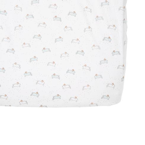 $38.00 Bunny Crib Sheet