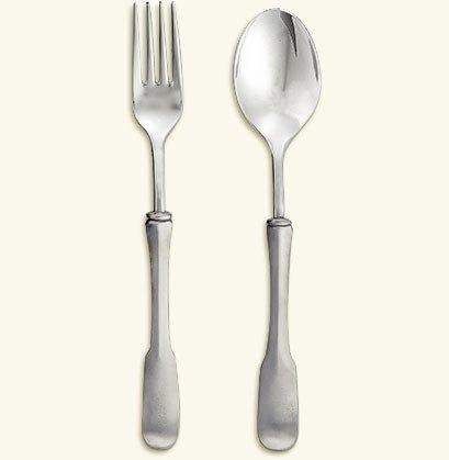 Olivia Serving Fork and Spoon collection with 1 products