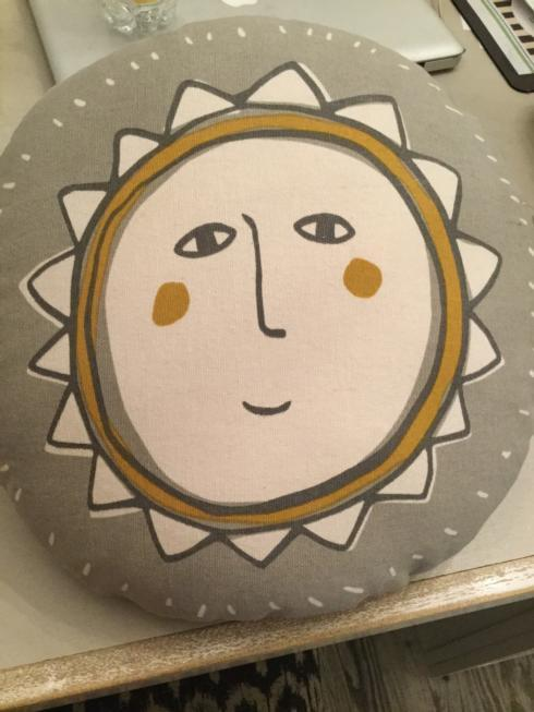 $35.00 Sunshine Pillow
