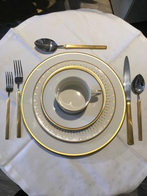 $248.00 Pickard 5 pc Custom Place Setting