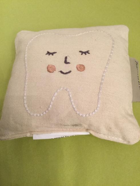 $10.00 Tooth Fairy Pillow